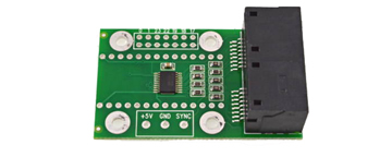 """<a href=""""products/OctoWS2811AdaptorforTeensy3241""""}>OctoWS2811 Adaptor for Teensy 3.2-4.1</a>"""